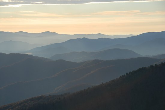 Big Stone Gap, VA: Why they call it The Blue Ridge