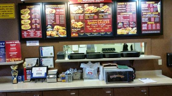 Franklin, KY: Order Station