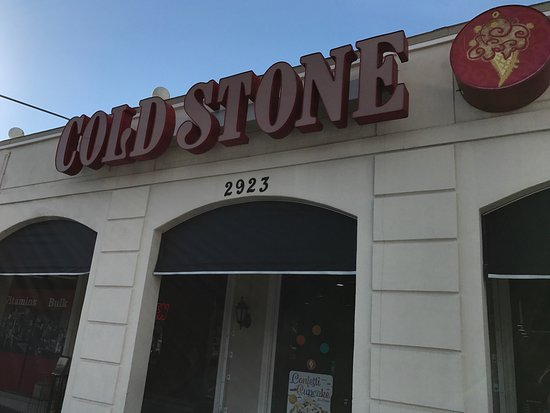 Belleair Bluffs, Flórida: Cold Stone Creamery