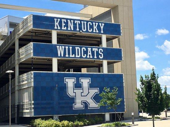The University Of Kentucky And: University Of Kentucky