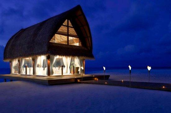 Haa Dhaalu Atoll: church