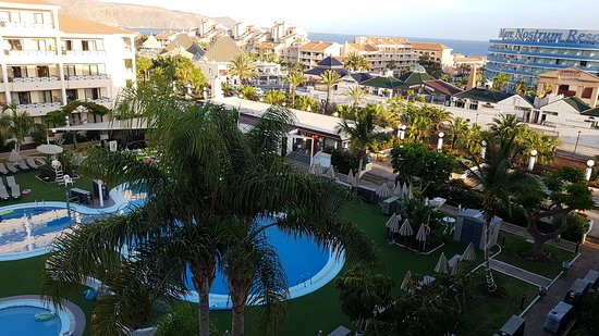 Aparthotel Parque de la Paz-billede