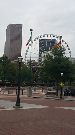 Centennial Olympic Park Things To Do