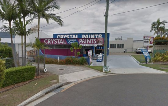Crystal Paints