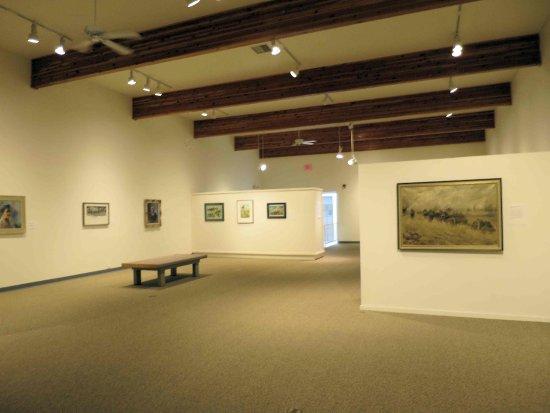 Roswell Museum & Art Center: Russell Vernon Hunter Gallery