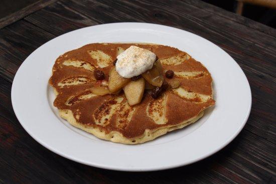 Good Enough to Eat : Apple Pancake
