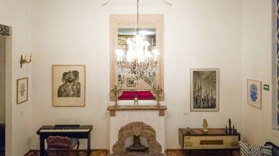 Casa Comtesse: Estancia
