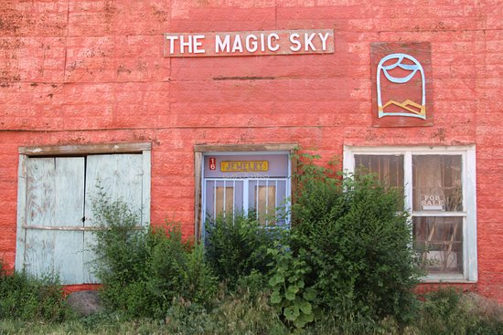 Ranchos De Taos, Nowy Meksyk: The Magic Sky....closed!