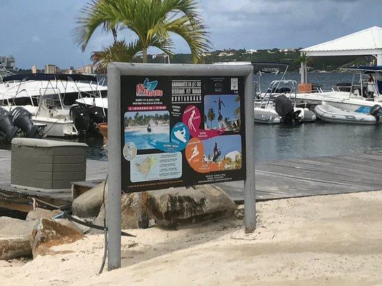Baie Nettle, St Martin / St Maarten: Jet Extreme