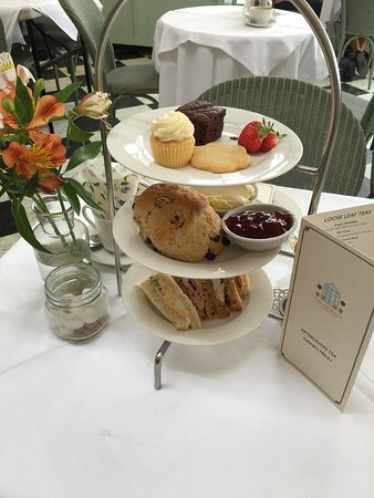 Pavilion Tea Rooms Rowlands Castle