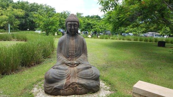 Rythmia Life Advancement Center: One of many meditation areas.