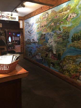 Watertown, WI: On The Rock Restaurant