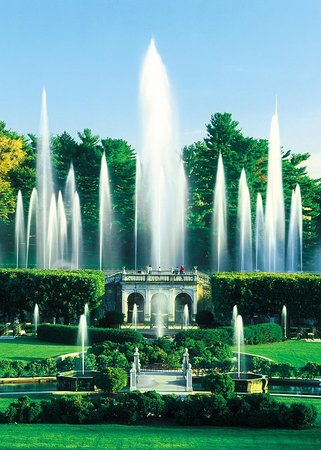 Wayne, Pensylwania: Longwood Gardens