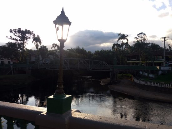 Nhundiaquara River: Rio Nhundiaquara - Morretes, Paraná
