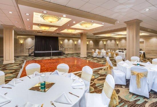 Crowne Plaza Hotel Executive Center Baton Rouge: Ballroom