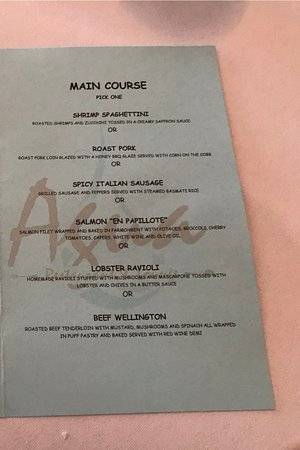 Agua: Sunday brunch menu