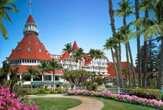 Hotel del Coronado: Vista Walk