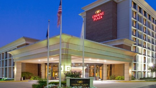 Crowne Plaza Tysons Corner: The Crowne Plaza is the premier hotel in Tysons Corner,VA.