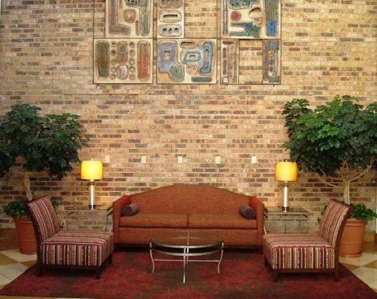 Oak Ridge, Теннесси: Lobby Seating