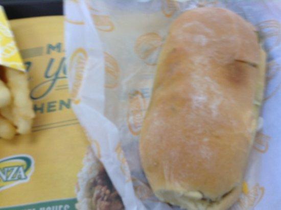 McCook, NE: sandwich