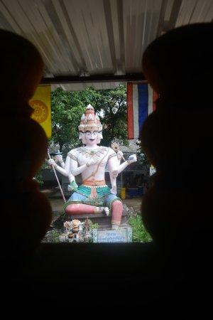 Thung Khao Luang, Thailand: vue de l'intérieur