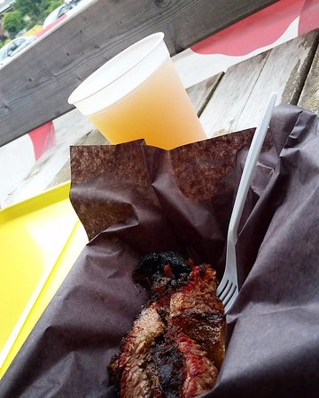 Otonabee-South Monaghan, Canada: Brisket and Publican House Beer