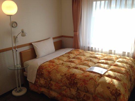 Toyoko Inn Busan No.1: 室内は日本と変わらず