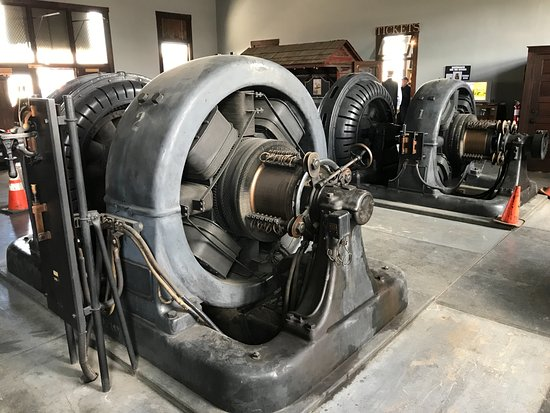 Yakima, WA: Generators for converting power to DC (not in use)