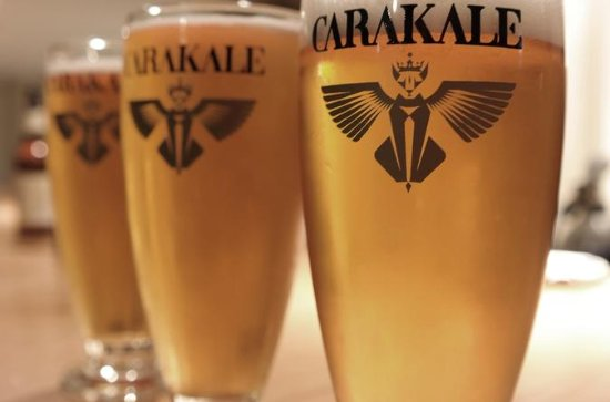 Amman City and Carakale Beer 6-Hour