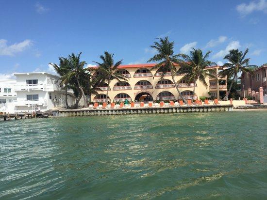 Banana Beach Resort Hotel From The Water