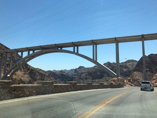 Photo3 Jpg Picture Of Mike O Callaghan Pat Tillman Memorial Bridge Boulder City Tripadvisor