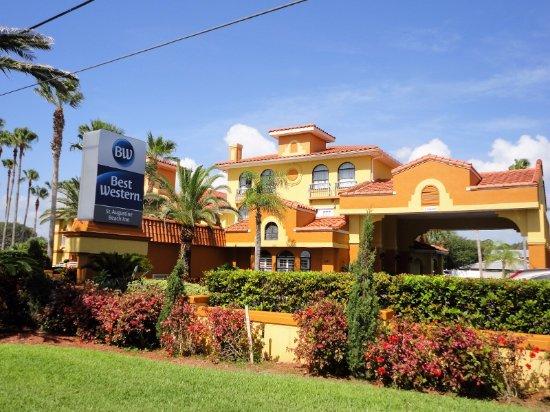 Best Western St. Augustine Beach Inn Bild