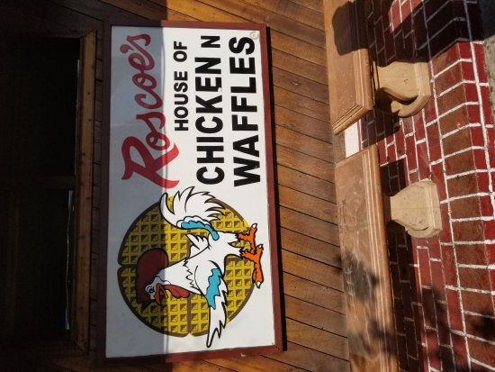 Roscoe's House of Chicken & Waffles: 20170705_163008_large.jpg