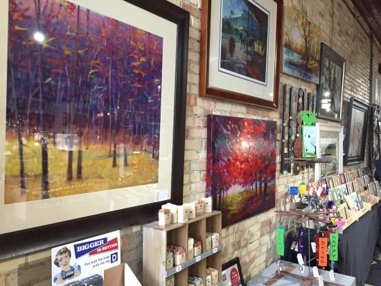 Absolute Gallery and Custom Framing