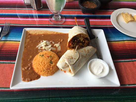 Polanco Mexican Restaurant & Cantina: A great breakfast burrito
