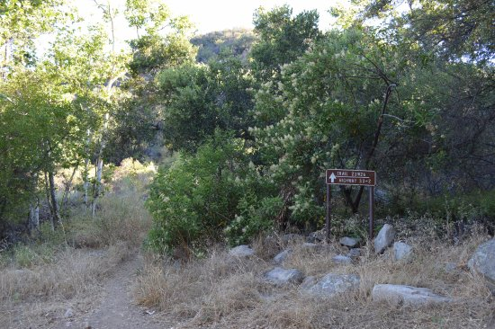 Ojai, CA: End of the trail - split