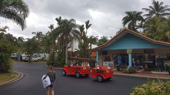 卡里恩斯椰子度假酒店張圖片