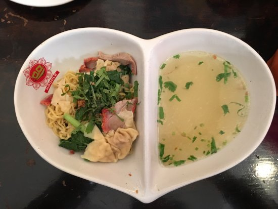 Do Dee Paidang Thai Noodle Bar Amp Cafe Sydney Chinatown