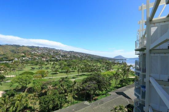 The Kahala Hotel & Resort: Scenic View Room