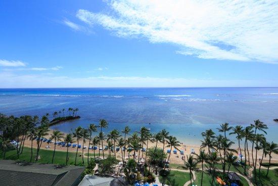 The Kahala Hotel & Resort: Ocean Front Lanai View Room