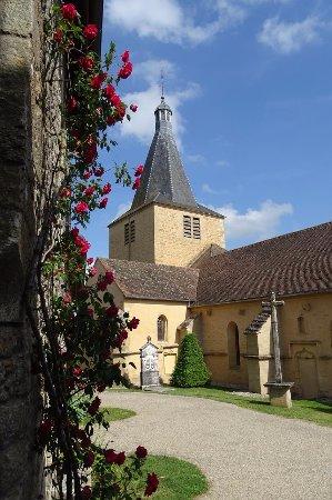 Chateauneuf, فرنسا: Eglise du village
