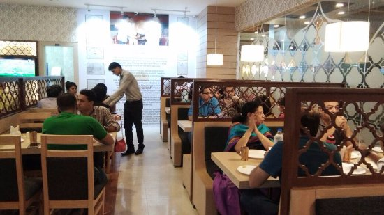 Nazeer Delicacies : Dining Area 3