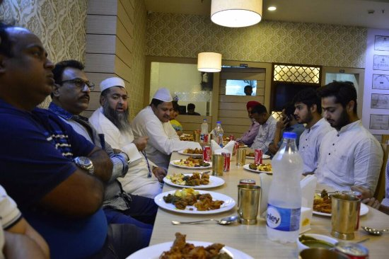 Nazeer Delicacies : Iftar Party Pic