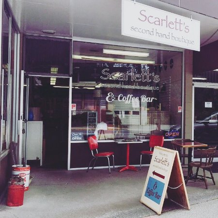Scarletts Second Hand Boutique and Espresso Bar