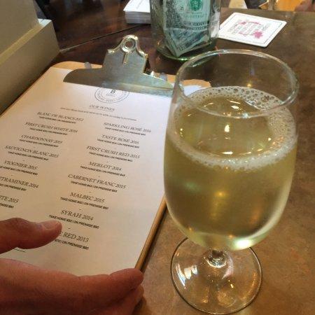 Southold, NY: Corey Creek Vineyards