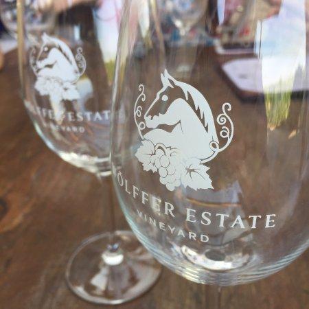 Sagaponack, NY: Wolffer Estate Vineyard