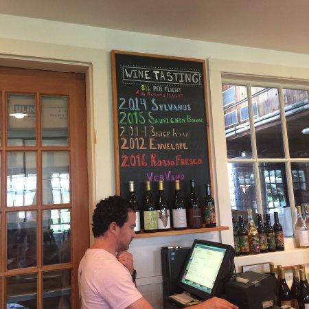 Bridgehampton, NY: Channing Daughters Winery