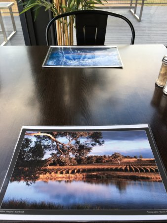 Orford, Australia: See some local sights with the unique photograph placemats