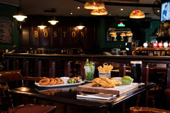 The Boston Bar