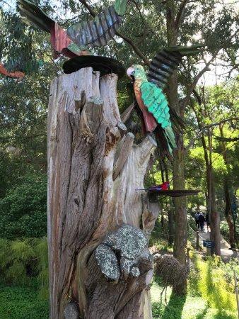 Arthurs Seat, Australia: The Enchanted Adventure Garden